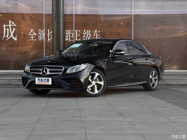 售42.28-62.98万 新款奔驰E级正式上市