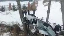 北林9女生雪乡遇车祸4死5伤:躲车致侧滑