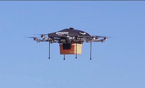 外媒预测:无人机在2018年将获得广泛应用