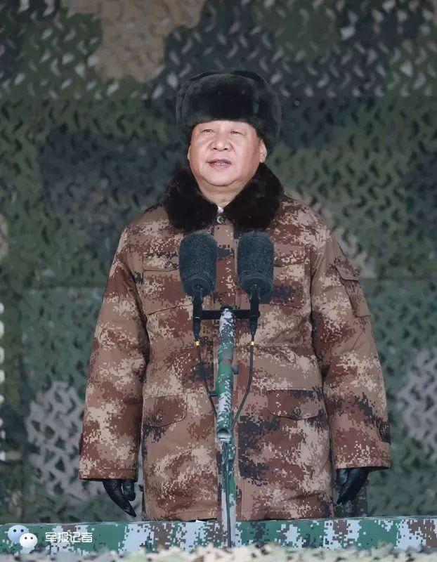 中央军委首次举行开训动员大会!习近平向全军发布训令
