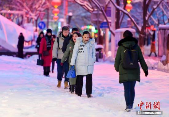 中央气象台发布暴雪黄色预警 陕西河南局地有暴雪