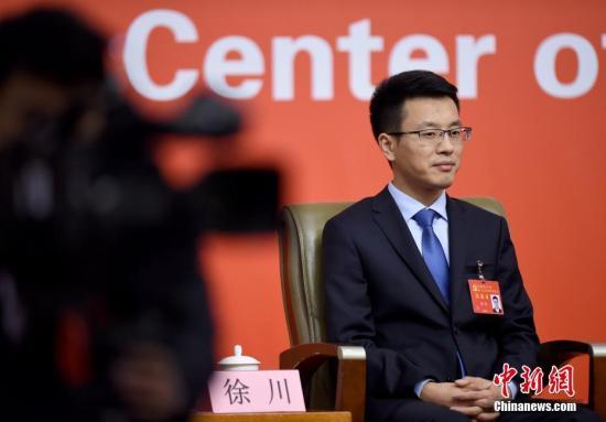 """""""网红""""党课教师徐川:热议入党是这个时代特有的风景"""
