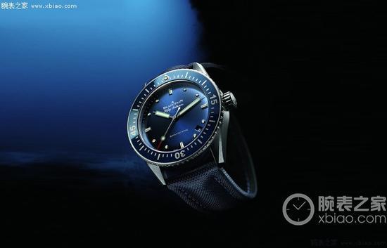 宝珀五十噚BATHYSCAPHE腕表 型号:5100-1140-052A