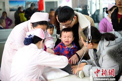 北京流感病毒活动强度仍高 疾控中心致信家长加强防护
