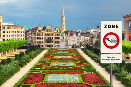 布鲁塞尔设立低排放区域 禁止老款柴油车进入