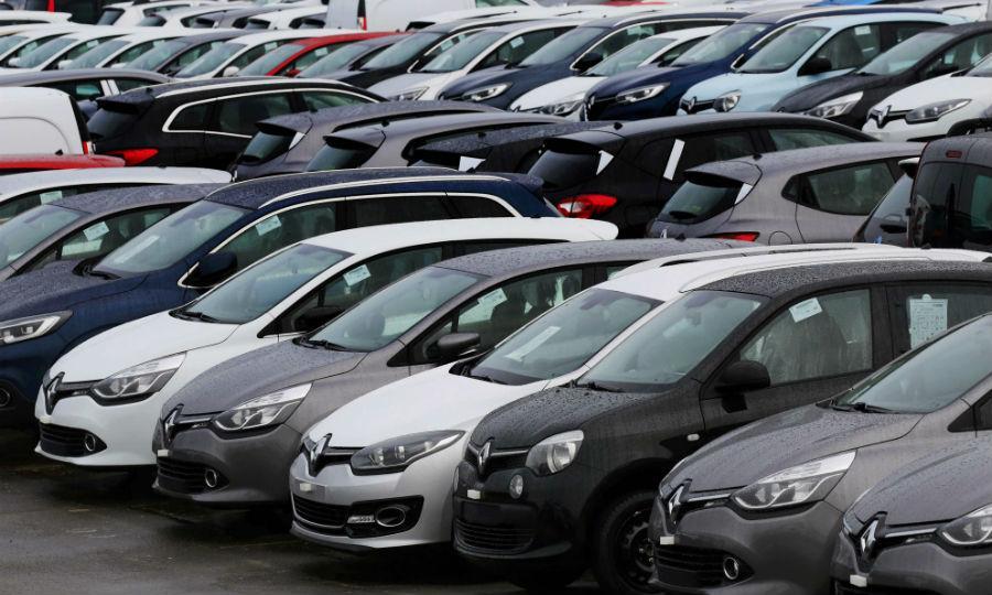2017法国汽车销量连续第三年增长 柴油车占比首低50%