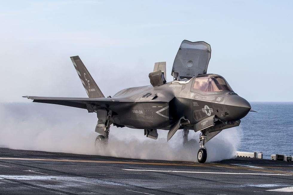 外媒:美军F35B或今年投入实战 先部署中国周边