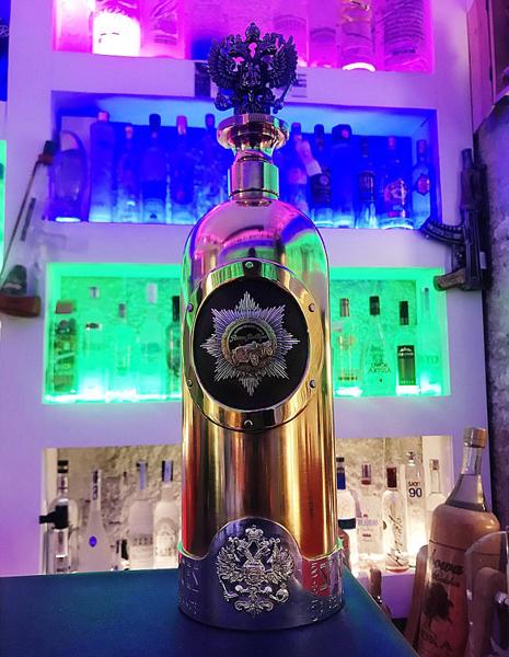 丹麦酒吧世界最贵伏特加失窃 价值834万元