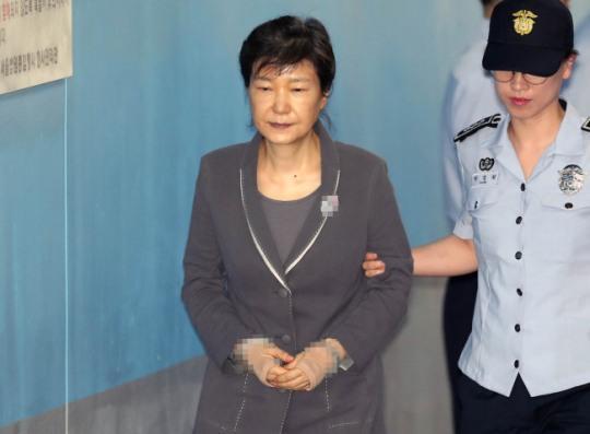 定了!韩国检方即将以新罪名起诉朴槿惠