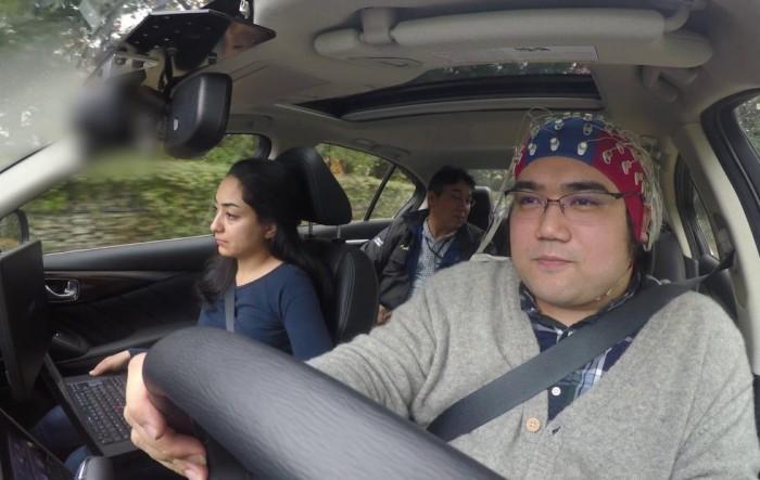 日产研发大脑控制汽车技术:自动驾驶变得更舒适