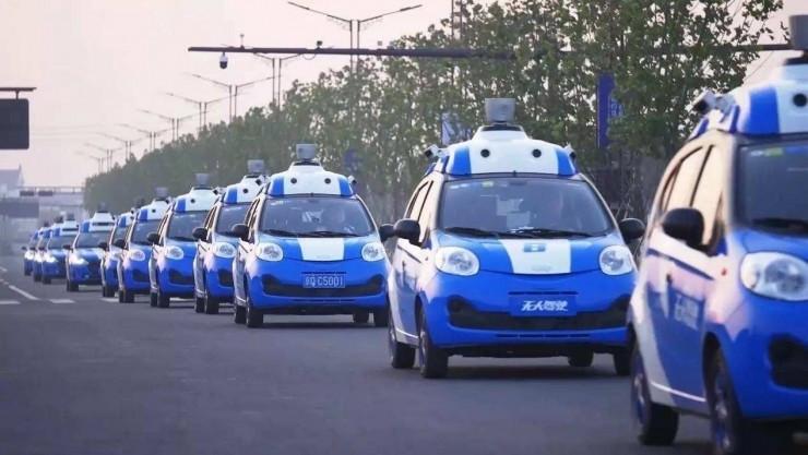 再试水!北京首个无人驾驶试运营基地落户顺义