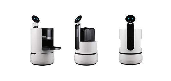 LG将在CES推三款商用服务机器人 已通过机场实测