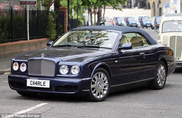 英国人偏爱个性化车牌 成交价格堪比豪华车