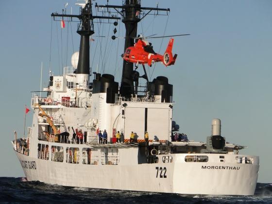 """""""侵越美舰""""成越南最大执法船 将在南海行动"""