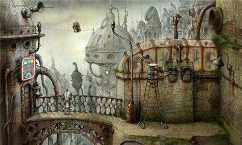 安卓官方正版《机械迷城》来袭 爱奇艺游戏会员优享