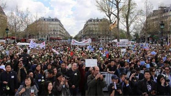 荷媒:欧洲各国辱华事件多发 遇歧视该咋办?