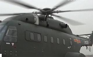 直18直升机正式入列 性能曝光很强悍