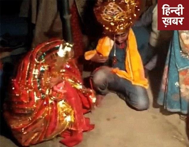 印男子朋友婚礼上遭绑架被迫与陌生女子成婚