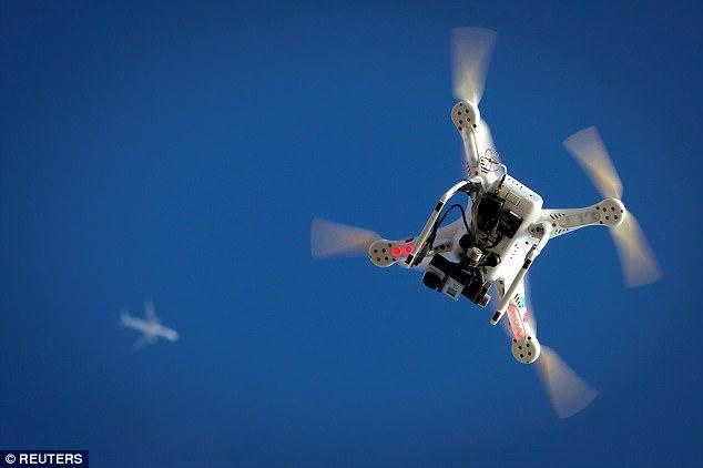 美新泽西对无人机出新规:醉驾关半年罚款1000美元