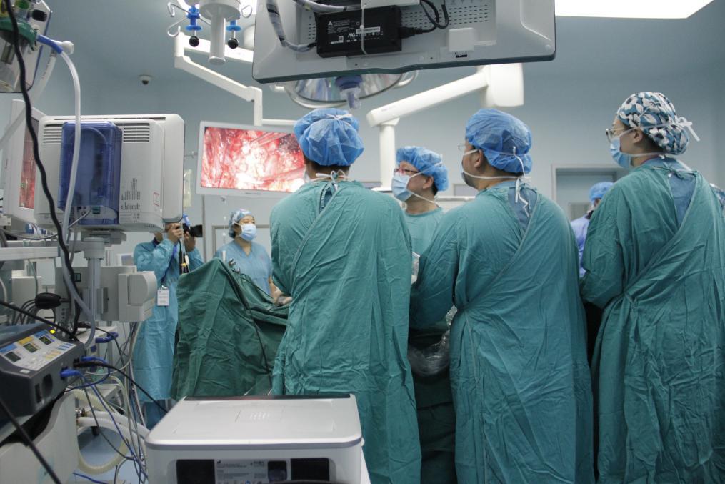 提高手术效率和便捷性,助力打破信息孤岛