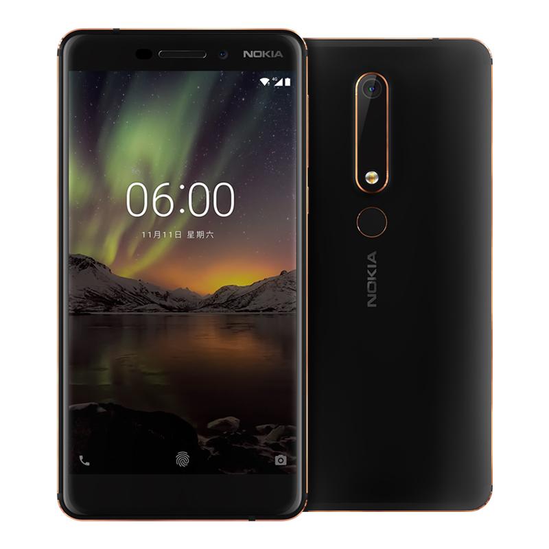 全新Nokia 6 正式发布:工艺升级,性能卓越