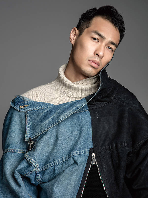杨祐宁登开年封面 自带型男质感展半熟男友力
