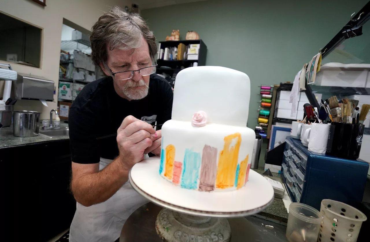 Culture   一块蛋糕引发的混乱