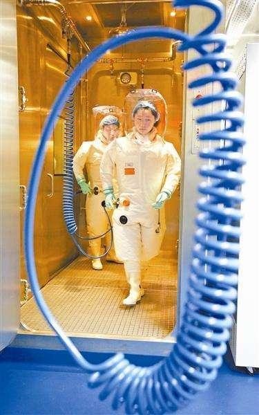 P4实验室运行,我国具备最危险病毒研究条件