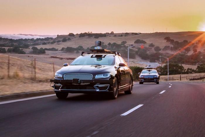 现代、大众宣布联手Aurora打造自动驾驶