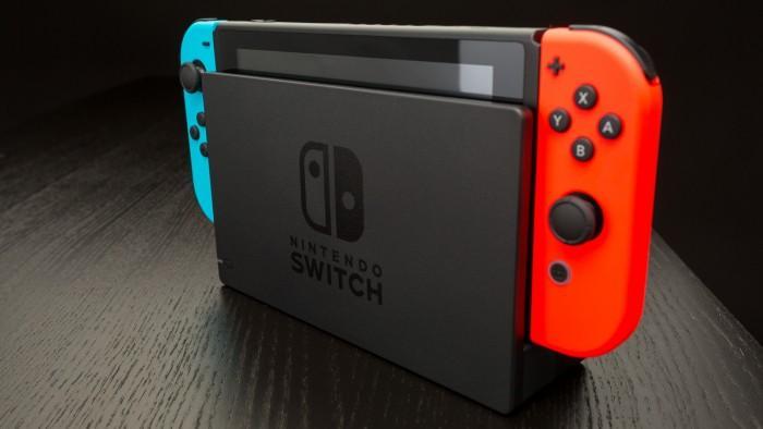 任天堂Switch成为美国史上销售速度最快的主机