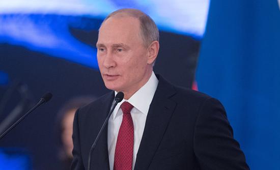 克里米亚乌克兰人:无条件支持普京竞选俄总统