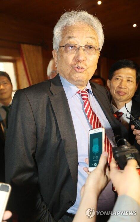 朝鲜国际奥委会委员下周赴瑞士探讨平昌冬奥参赛事宜