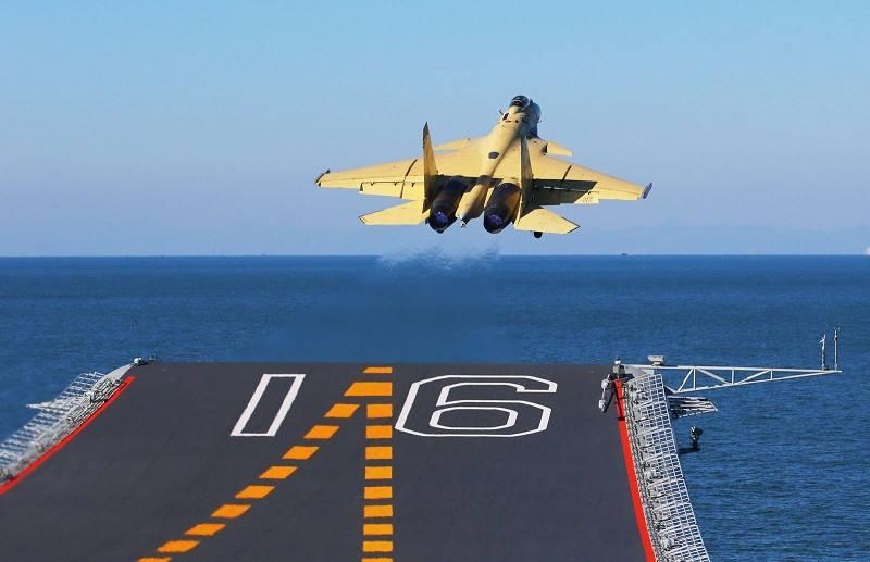 俄媒称中国军备建设成绩斐然 航母用上电磁弹射