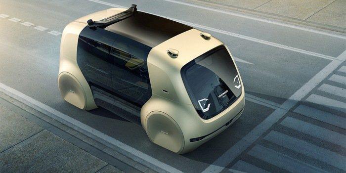 大众/现代联手硅谷初创科技公司 研发自动驾驶系统