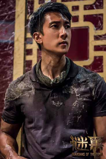 《谜巢》发布吴尊特辑  为长生不老探秘皇陵
