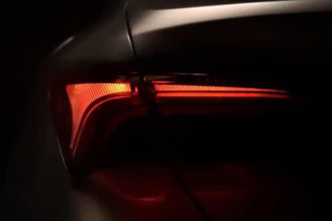 丰田第五代亚洲龙最新预告图发布 北美车展首秀