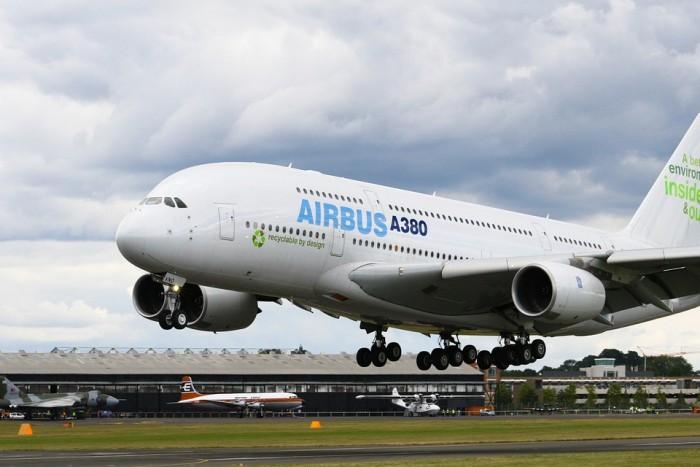 空客计划与中国建立合作关系:或改变A380命运