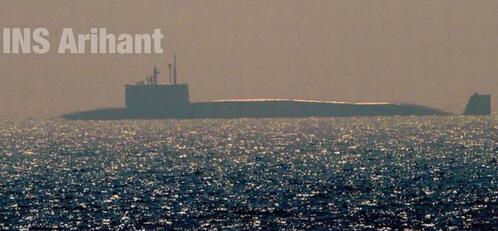 瞒到现在!印度首艘核潜艇被曝至今已瘫痪十个月