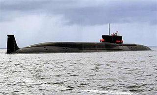 印度首艘核潜艇事故被瞒10个月