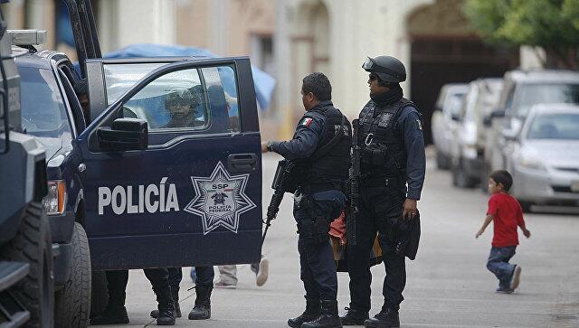 墨西哥科利马州发生枪击案 致6人死亡