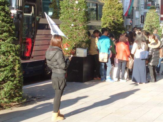 中国游客最吵?日媒街头测分贝后表示错怪了中国人