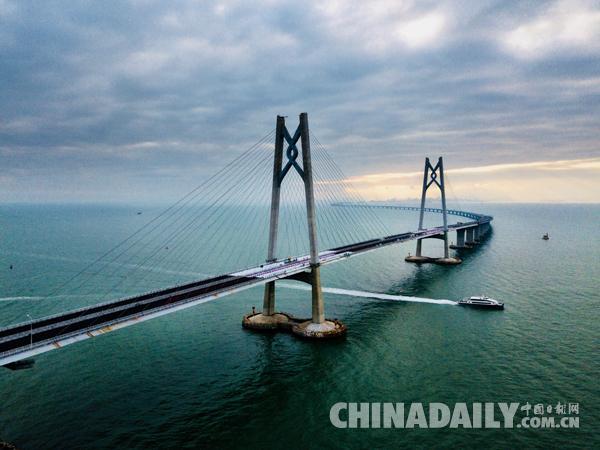独家消息:港珠澳大桥将于今年第二季度后期通车