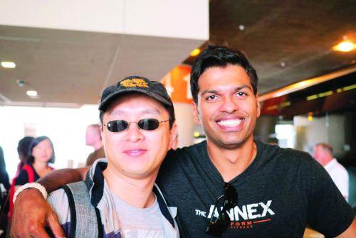 中印工程师奋斗在美国硅谷:良性竞争无关族裔