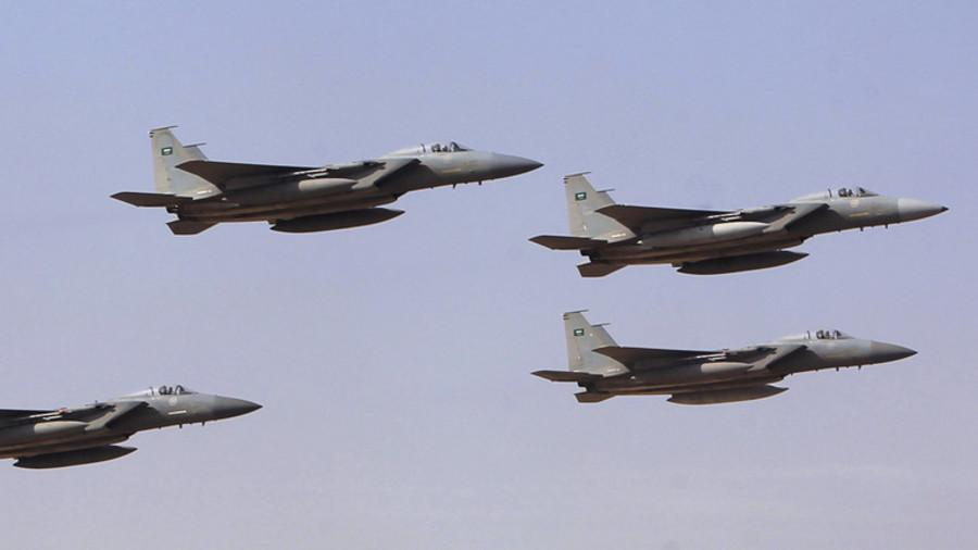 胡塞武装称击落沙特联军战机 沙特:是技术故障