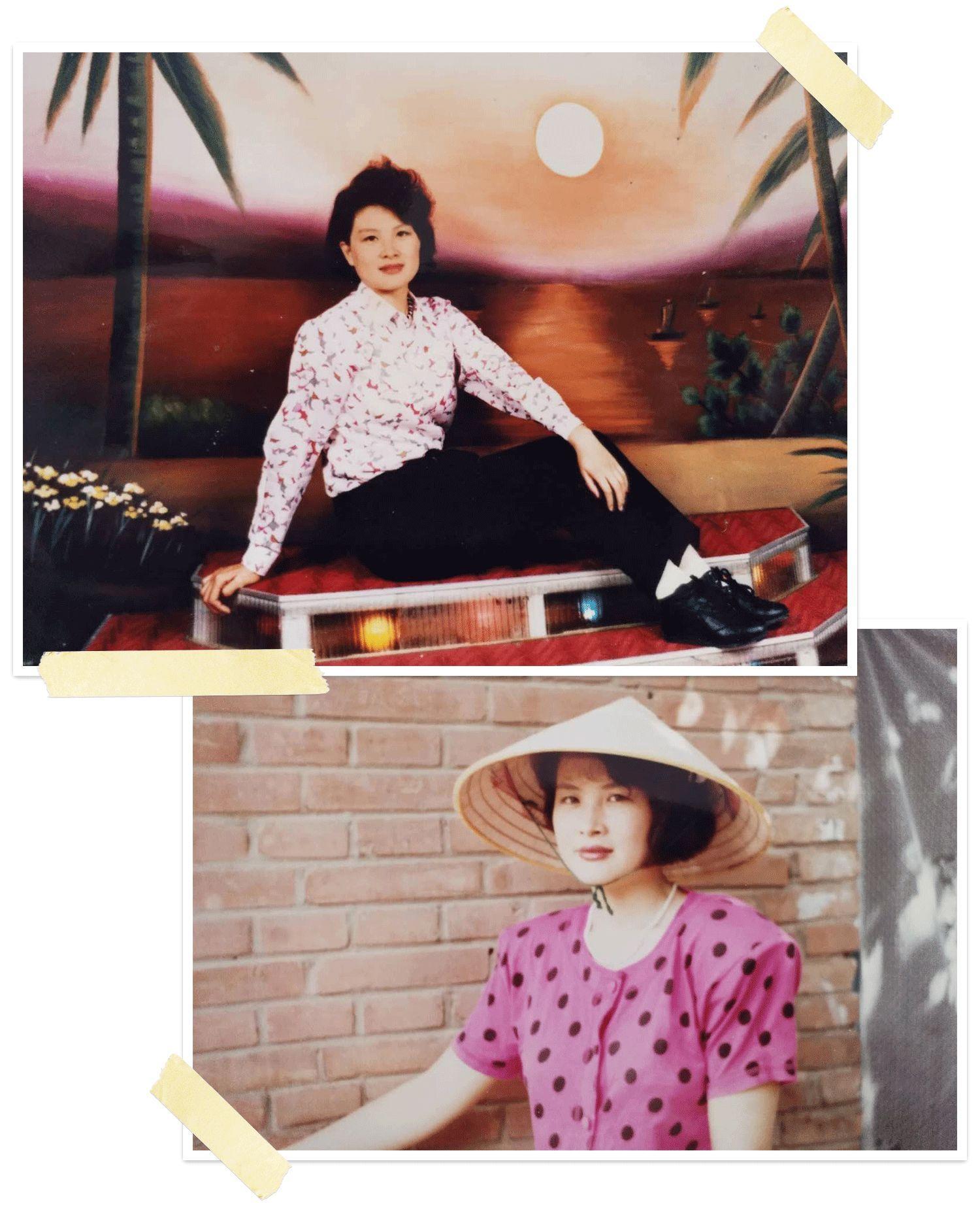 妈妈生日��.d_我们父母们的青春,才是真正的芳华_时尚_环球网