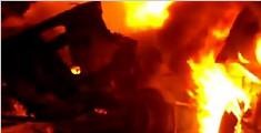 母子三人用甲醇取暖发生爆炸 3人不同程度烧伤