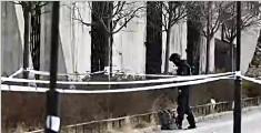 斯德哥尔摩南郊地铁站外发生爆炸事件 致1死1伤