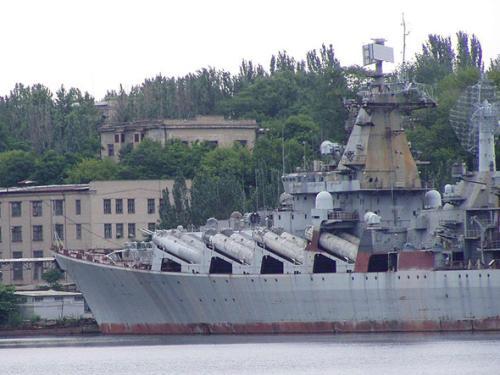 中国曾欲采购乌克兰号巡洋舰?俄媒曝光其中内幕