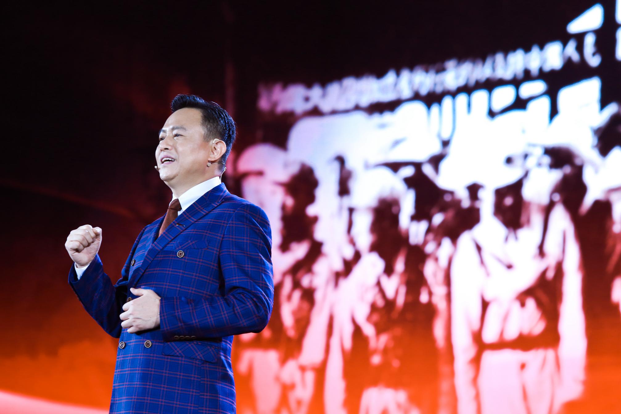 未来将推四大系列产品 中国一汽发布新红旗品牌战略