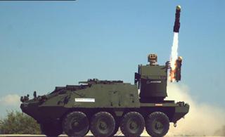 美军出新招对付无人机 地狱火反坦克导弹朝天打